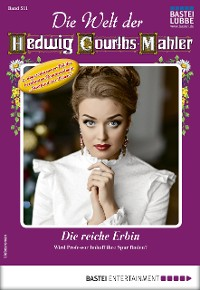 Cover Die Welt der Hedwig Courths-Mahler 511 - Liebesroman