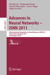 Cover Advances in Neural Networks -- ISNN 2011