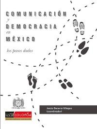 Cover Comunicación y democracia en México