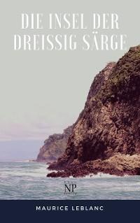 Cover Die Insel der dreißig Särge