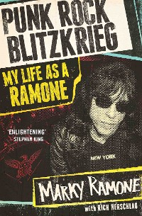 Cover Punk Rock Blitzkrieg - My Life As A Ramone