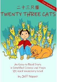 Cover Twenty Three Cats