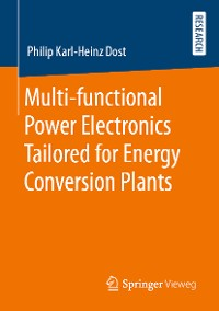 Cover Multi-functional Power Electronics Tailored for Energy Conversion Plants