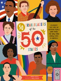 Cover 50 Trailblazers of the 50 States
