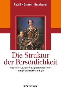 Cover Die Struktur der Persönlichkeit