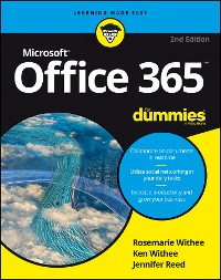Cover Office 365 For Dummies