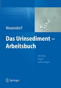 Cover Das Urinsediment - Arbeitsbuch