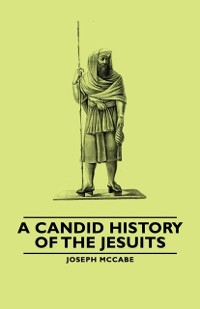 Cover Candid History of the Jesuits