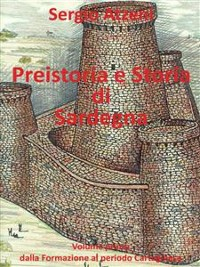 Cover Preistoria e Storia di Sardegna vol. I