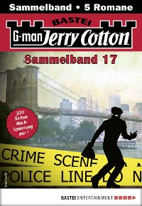 Cover Jerry Cotton Sammelband 17 - Krimi-Serie