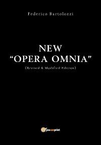 """Cover New """"OPERA OMNIA"""""""