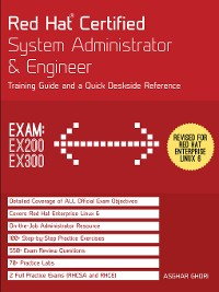Cover Red Hat Certified System Administrator & Engineer