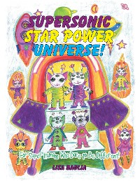 Cover Supersonic Star Power Universe!