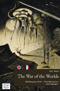 Cover The War of the Worlds (English + French Interactive Version)