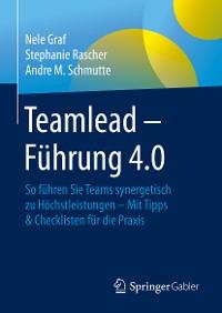 Cover Teamlead – Führung 4.0