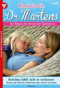 Cover Kinderärztin Dr. Martens 33 – Arztroman