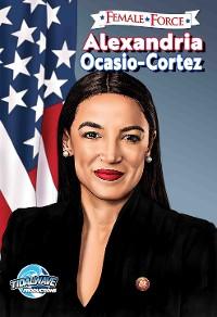 Cover Female Force: Alexandria Ocasio-Cortez