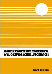 Cover Marokkanisches Tagebuch