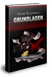 Cover Home Business Grundlagen