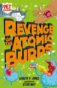 Cover Revenge of the Atomic Burps