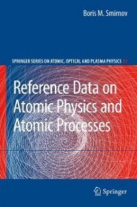 Cover Reference Data on Atomic Physics and Atomic Processes