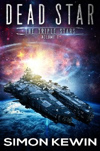 Cover Dead Star - The Triple Stars Volume 1