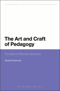 Cover Art and Craft of Pedagogy