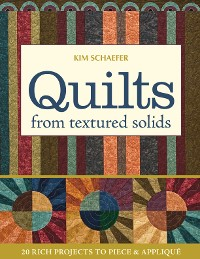 Cover Quilts from Textured Solids