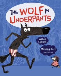 Cover Wolf in Underpants