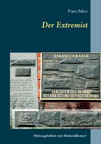 Cover Der Extremist
