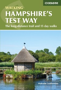 Cover Walking Hampshire's Test Way