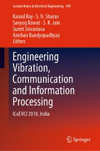 Cover Engineering Vibration, Communication and Information Processing