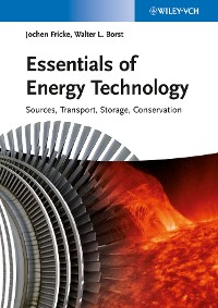 Cover Essentials of Energy Technology