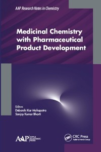 Cover Medicinal Chemistry with Pharmaceutical Product Development