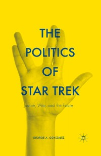 Cover The Politics of Star Trek
