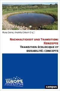 Cover Nachhaltigkeit und Transition: Konzepte. Transition écologique et durabilité: Concepts