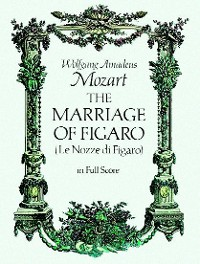 Cover The Marriage of Figaro