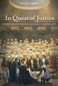 Cover In Quest of Justice