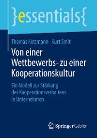 Cover Von einer Wettbewerbs- zu einer Kooperationskultur