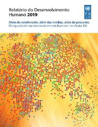 Cover Relatório do Desenvolvimento Humano 2019