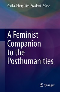 Cover A Feminist Companion to the Posthumanities