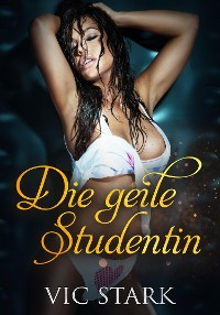 Cover Die geile Studentin