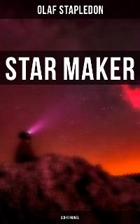 Cover Star Maker (Sci-Fi Novel)