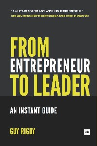 Cover From Entrepreneur to Leader