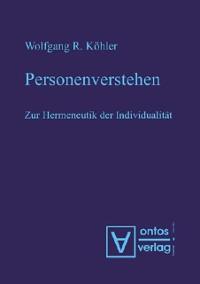 Cover Personenverstehen