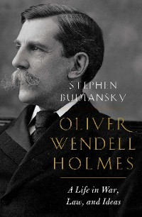 Cover Oliver Wendell Holmes: A Life in War, Law, and Ideas