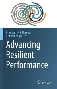 Cover Advancing Resilient Performance