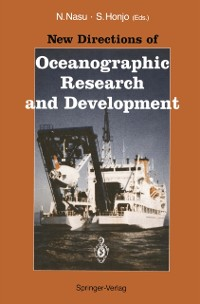 Cover New Directions of Oceanographic Research and Development