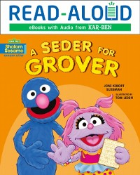 Cover Seder for Grover
