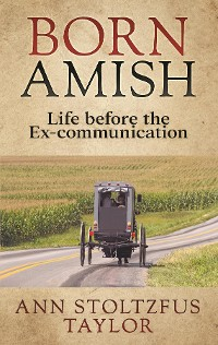 Cover Born Amish